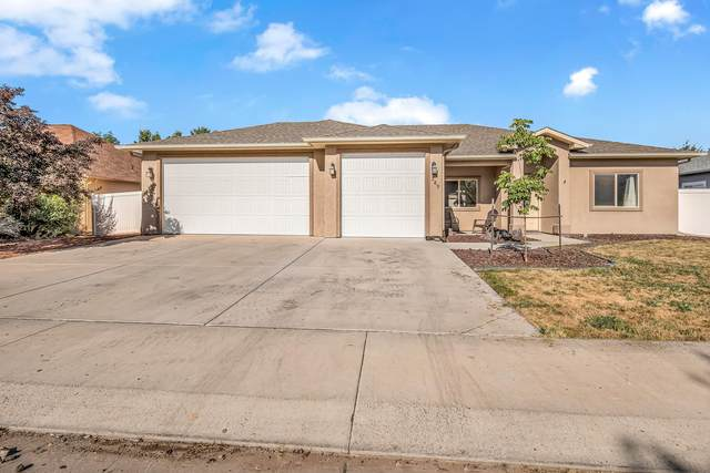 385 Rosemary Way, Grand Junction, CO 81501 (MLS #20214471) :: The Joe Reed Team