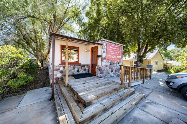 211 W 5th Street, Rifle, CO 81650 (MLS #20214481) :: The Kimbrough Team | RE/MAX 4000