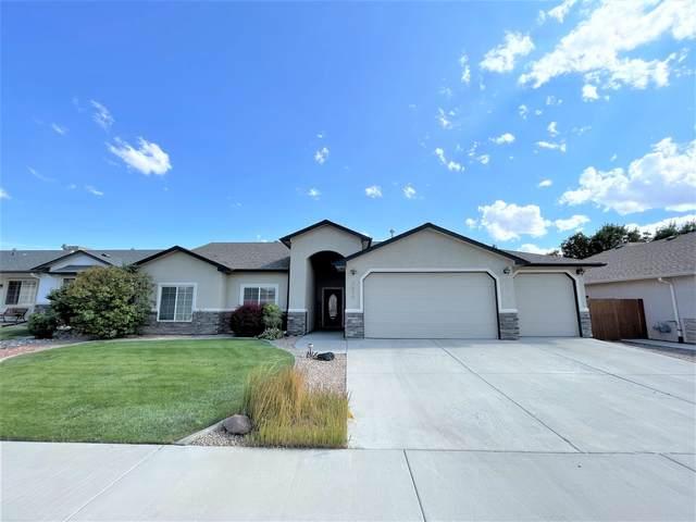 2515 Pierce Avenue, Grand Junction, CO 81505 (MLS #20214490) :: Michelle Ritter