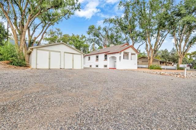 230 Walnut Avenue, Grand Junction, CO 81501 (MLS #20214492) :: The Christi Reece Group