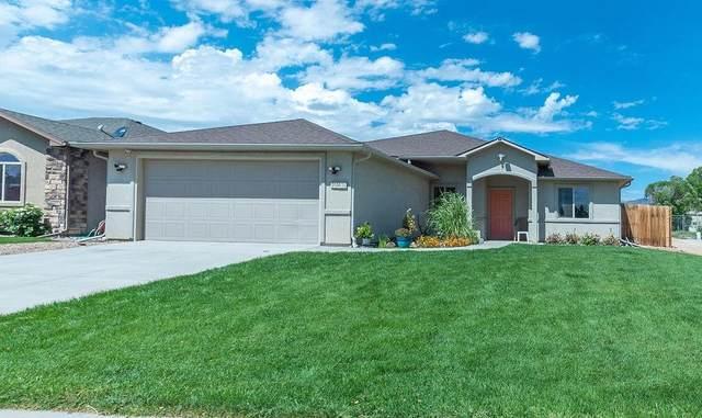 3156 1/2 Glendam Drive, Grand Junction, CO 81504 (MLS #20214499) :: The Danny Kuta Team