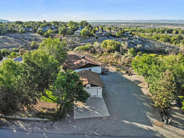 519 Skyway Drive, Grand Junction, CO 81507 (MLS #20214504) :: The Kimbrough Team | RE/MAX 4000