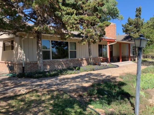 207 Country Club Park Road, Grand Junction, CO 81507 (MLS #20214507) :: The Christi Reece Group