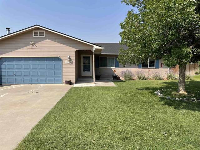 2706 Caribbean Drive, Grand Junction, CO 81506 (MLS #20214514) :: The Kimbrough Team | RE/MAX 4000