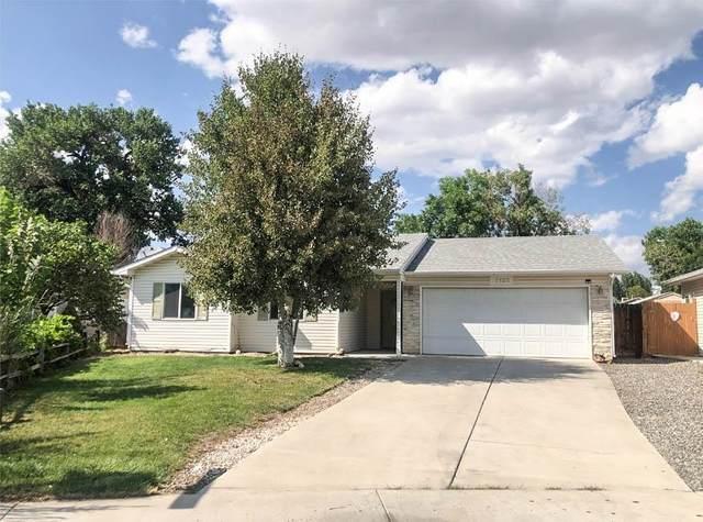 3128 Ute Canyon Lane, Grand Junction, CO 81504 (MLS #20214517) :: The Danny Kuta Team