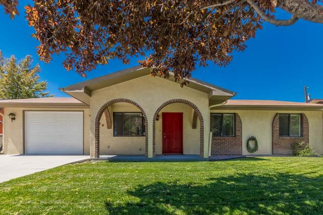 557 Villa Street, Grand Junction, CO 81504 (MLS #20214523) :: The Joe Reed Team