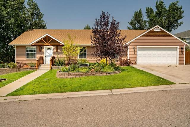 2244 Morning Star Drive, Silt, CO 81652 (MLS #20214539) :: The Kimbrough Team | RE/MAX 4000
