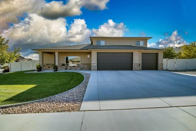 212 Basalt Court, Grand Junction, CO 81503 (MLS #20214542) :: Michelle Ritter