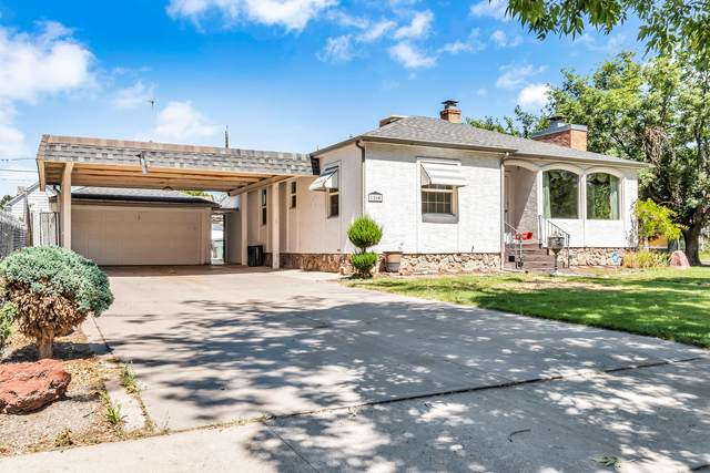 1260 White Avenue, Grand Junction, CO 81501 (MLS #20214558) :: The Kimbrough Team   RE/MAX 4000