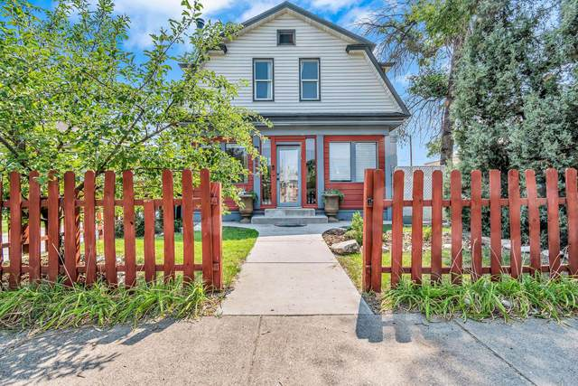 827 Chipeta Avenue, Grand Junction, CO 81501 (MLS #20214559) :: The Kimbrough Team | RE/MAX 4000