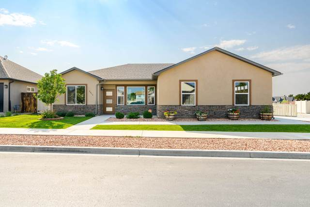 2915 Walnut Avenue, Grand Junction, CO 81504 (MLS #20214561) :: Lifestyle Living Real Estate