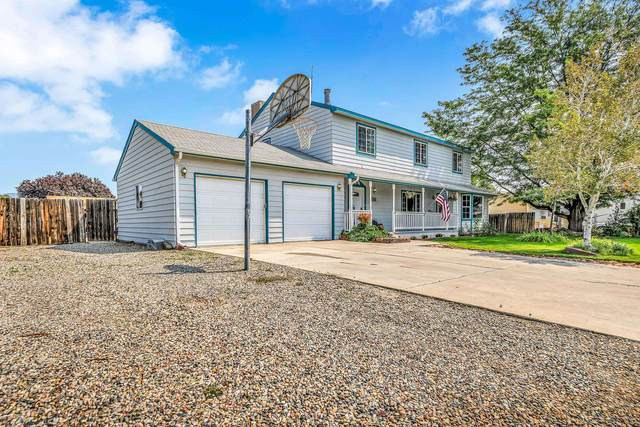 564 Jaquette Lane, Grand Junction, CO 81504 (MLS #20214568) :: The Kimbrough Team | RE/MAX 4000