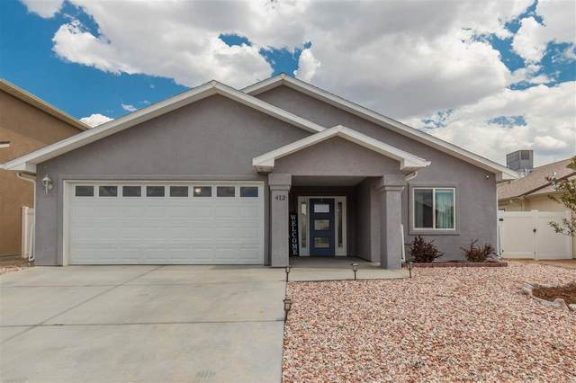 412 Pear Meadows Street, Grand Junction, CO 81504 (MLS #20214577) :: The Kimbrough Team | RE/MAX 4000