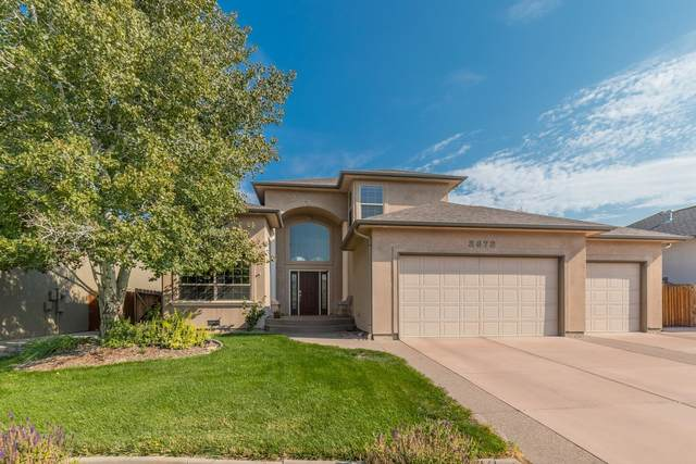 2672 Amber Spring Way, Grand Junction, CO 81506 (MLS #20214581) :: The Kimbrough Team | RE/MAX 4000