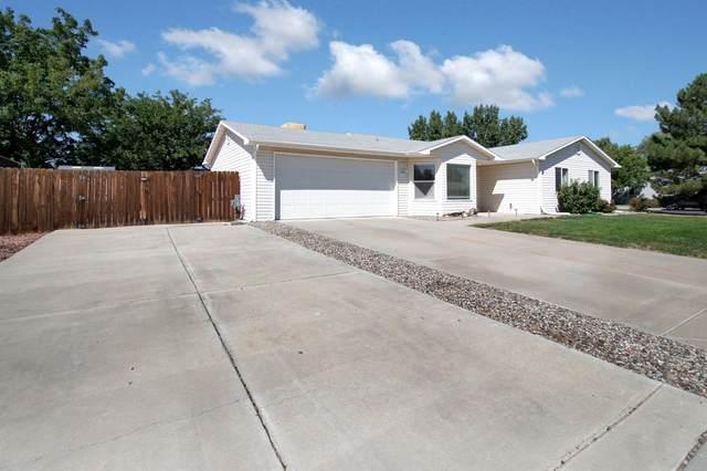 3132 Sharptail Street, Grand Junction, CO 81504 (MLS #20214586) :: The Christi Reece Group