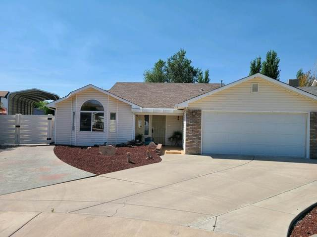 3111 D 3/4 Court, Grand Junction, CO 81504 (MLS #20214590) :: The Kimbrough Team | RE/MAX 4000