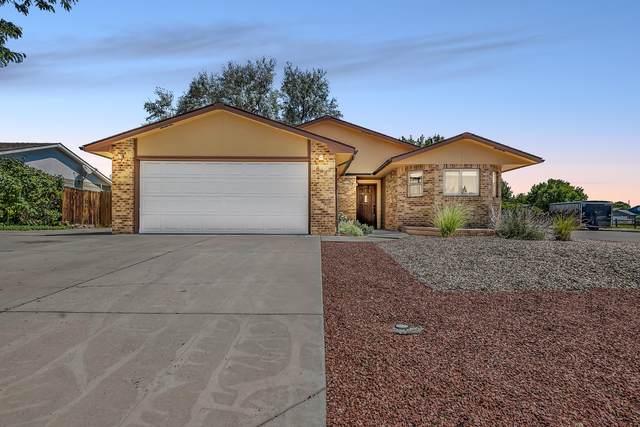 608 Stonegate Drive, Grand Junction, CO 81504 (MLS #20214605) :: The Danny Kuta Team