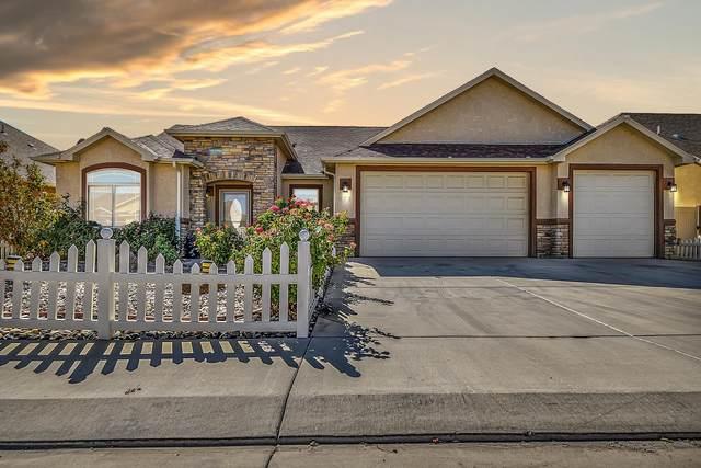 671 Tabor Avenue, Grand Junction, CO 81505 (MLS #20214615) :: The Danny Kuta Team