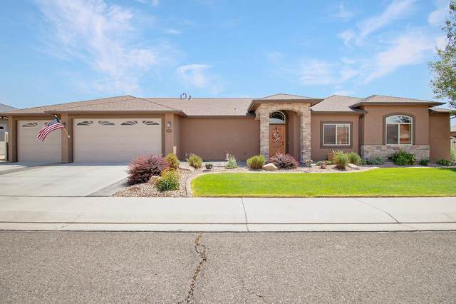905 Kami Circle, Grand Junction, CO 81506 (MLS #20214621) :: Michelle Ritter