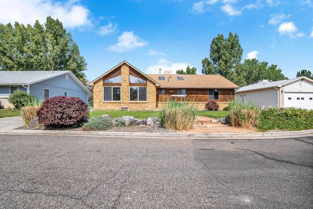 2942 E Erika Court, Grand Junction, CO 81504 (MLS #20214626) :: The Grand Junction Group with Keller Williams Colorado West LLC