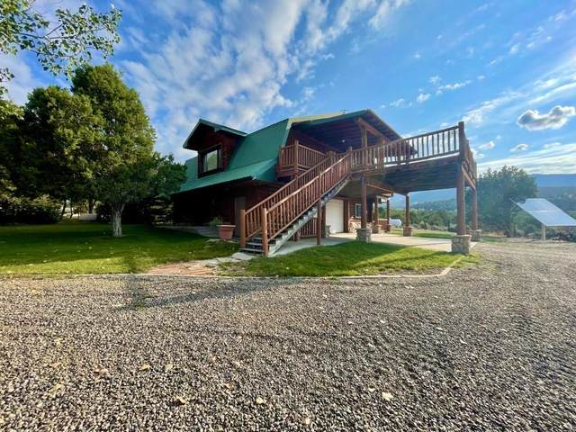 5002 Lands End Road, Whitewater, CO 81527 (MLS #20214640) :: Lifestyle Living Real Estate