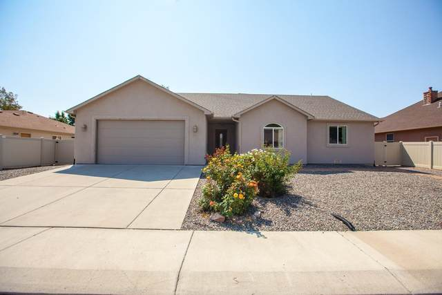 3011 Royal Court, Grand Junction, CO 81504 (MLS #20214651) :: The Joe Reed Team