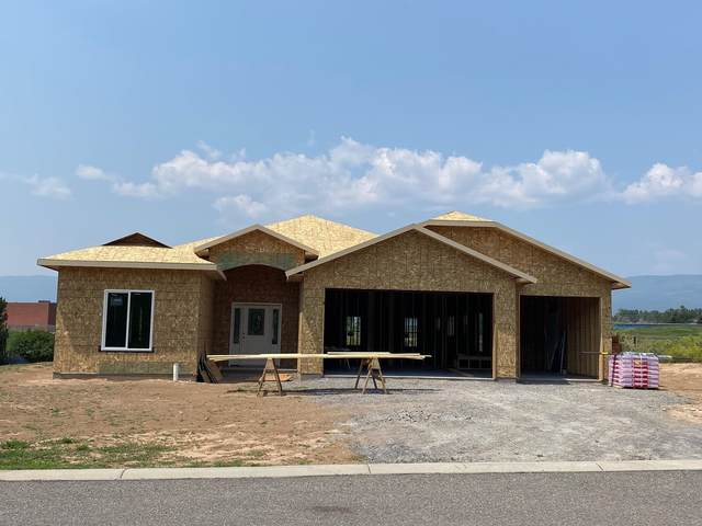 830 SE Pinyon Drive, Cedaredge, CO 81413 (MLS #20214653) :: The Grand Junction Group with Keller Williams Colorado West LLC