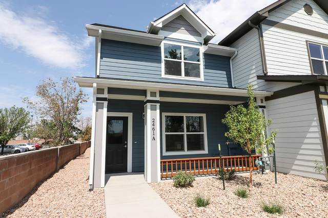 2461 Flat Top Lane A, Grand Junction, CO 81505 (MLS #20214659) :: The Kimbrough Team | RE/MAX 4000