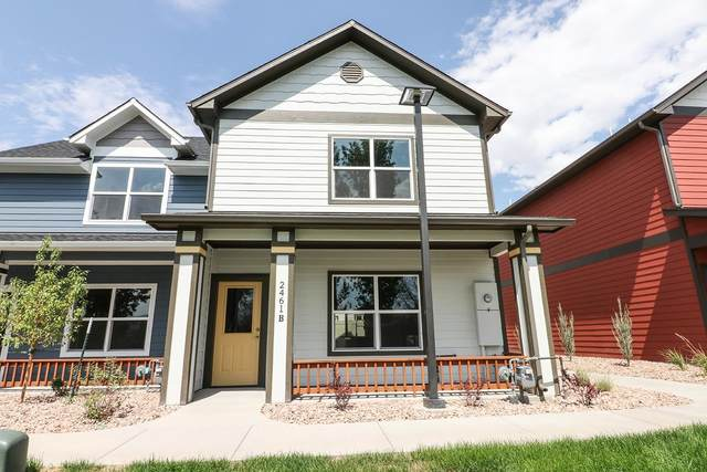 2461 Flat Top Lane B, Grand Junction, CO 81505 (MLS #20214660) :: The Kimbrough Team | RE/MAX 4000