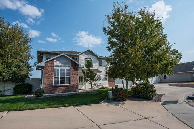 2854 Pinehurst Lane, Grand Junction, CO 81503 (MLS #20214666) :: Michelle Ritter