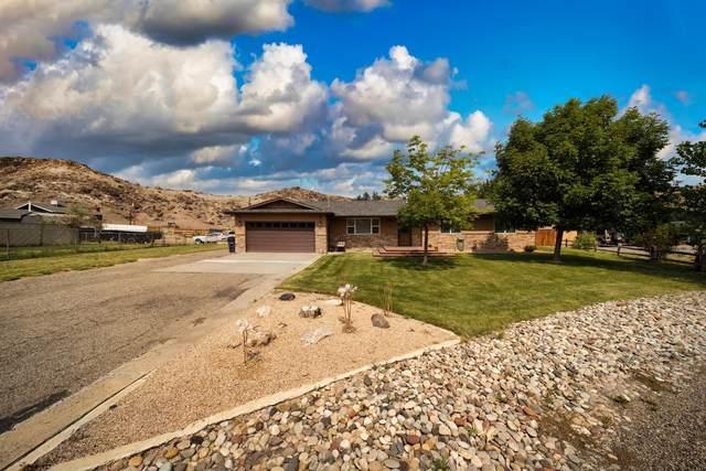 2182 Dinosaur Court, Grand Junction, CO 81507 (MLS #20214667) :: Michelle Ritter