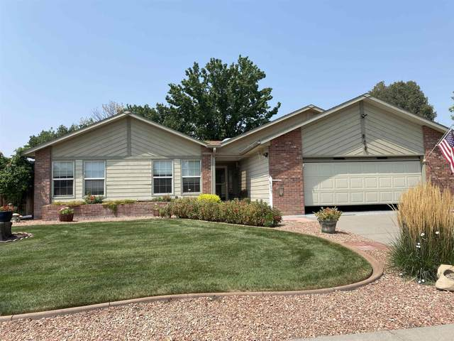 609 Wagon Way, Grand Junction, CO 81504 (MLS #20214670) :: The Kimbrough Team | RE/MAX 4000