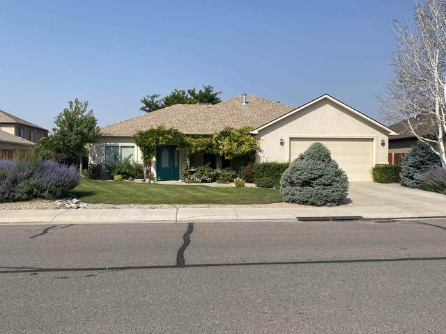 457 Chatfield Drive, Grand Junction, CO 81504 (MLS #20214671) :: The Kimbrough Team | RE/MAX 4000