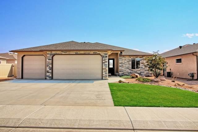 674 Strathearn Drive, Grand Junction, CO 81504 (MLS #20214679) :: Michelle Ritter