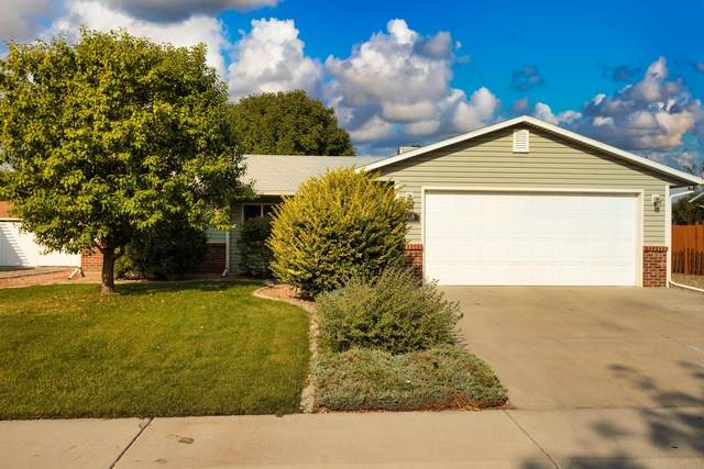 619 Bear Valley Drive, Grand Junction, CO 81504 (MLS #20214689) :: The Kimbrough Team | RE/MAX 4000
