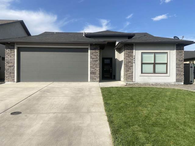 2496 Zenith Lane, Grand Junction, CO 81505 (MLS #20214690) :: The Kimbrough Team   RE/MAX 4000