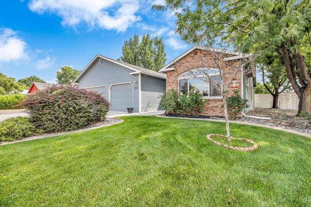 3153 Forrest Way, Grand Junction, CO 81504 (MLS #20214699) :: Michelle Ritter
