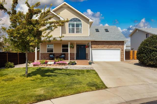 3136 Summit Meadows Court, Grand Junction, CO 81504 (MLS #20214716) :: The Kimbrough Team   RE/MAX 4000