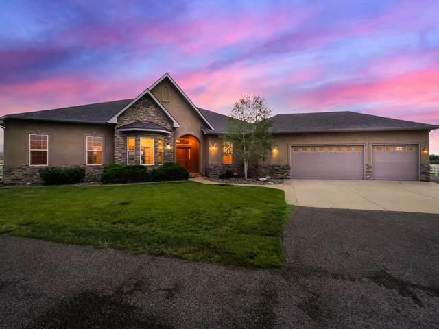 924 Vista Court, Grand Junction, CO 81506 (MLS #20214718) :: Michelle Ritter