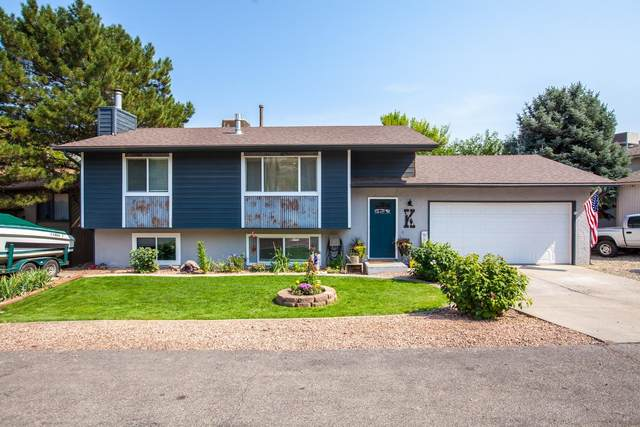 384 Hill View Drive, Grand Junction, CO 81507 (MLS #20214722) :: The Kimbrough Team | RE/MAX 4000