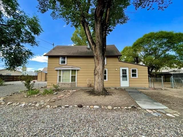 2858 1/2 B Road, Grand Junction, CO 81503 (MLS #20214728) :: The Joe Reed Team