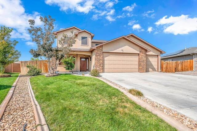 1028 Chinle Court, Fruita, CO 81521 (MLS #20214733) :: The Kimbrough Team | RE/MAX 4000