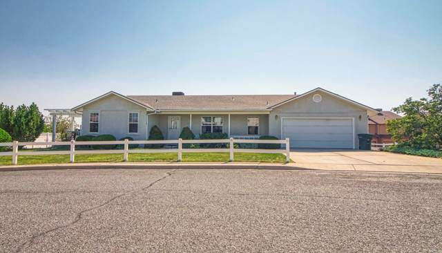 591 Grand Cascade Way, Grand Junction, CO 81501 (MLS #20214743) :: The Kimbrough Team   RE/MAX 4000