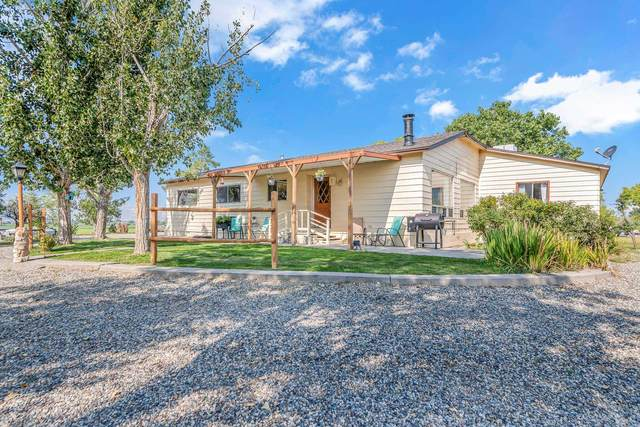 911 24 Road, Grand Junction, CO 81505 (MLS #20214745) :: The Kimbrough Team | RE/MAX 4000