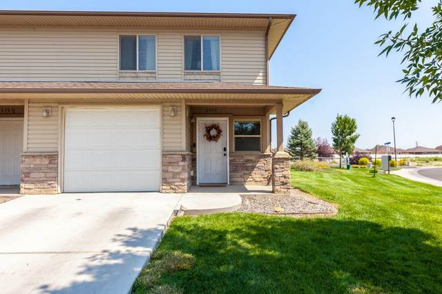 2472 Theresea Lane, Grand Junction, CO 81505 (MLS #20214752) :: The Christi Reece Group