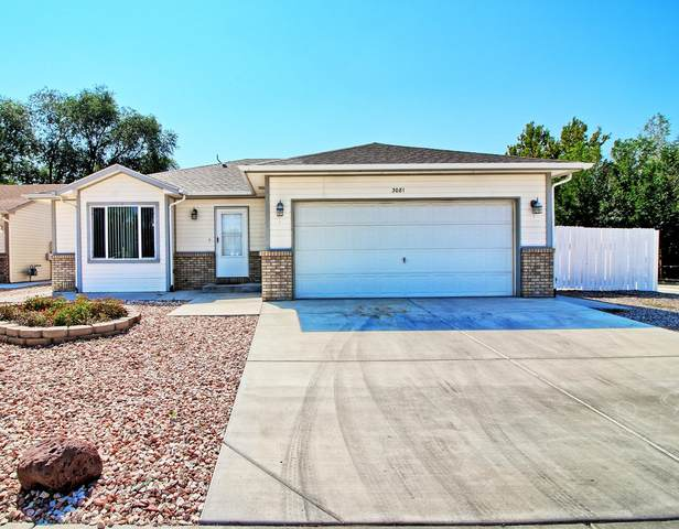 3081 Canyon Land Drive, Grand Junction, CO 81504 (MLS #20214772) :: CENTURY 21 CapRock Real Estate
