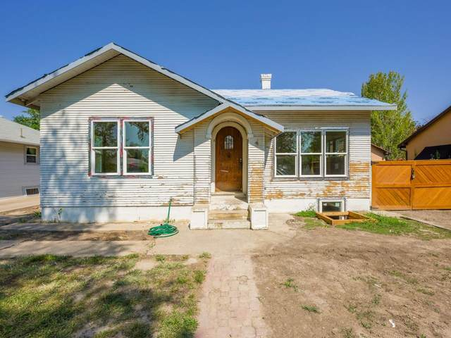 1350 Chipeta Avenue, Grand Junction, CO 81501 (MLS #20214773) :: The Kimbrough Team | RE/MAX 4000