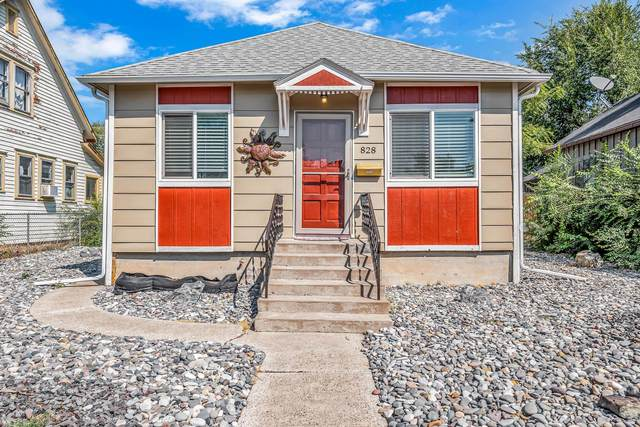 828 Chipeta Avenue, Grand Junction, CO 81501 (MLS #20214789) :: The Kimbrough Team | RE/MAX 4000