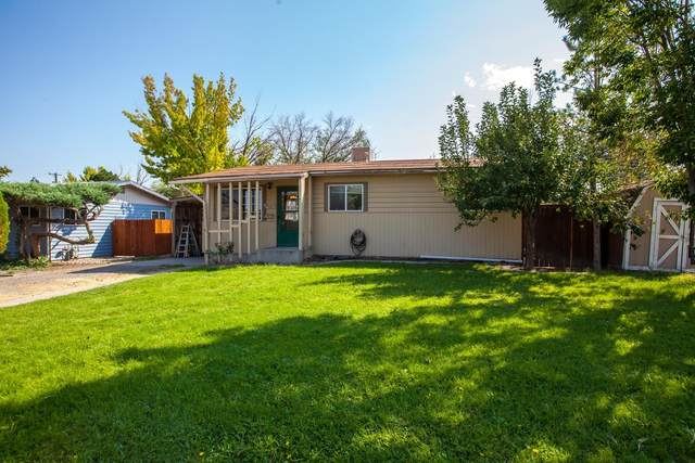 2117 Manor Avenue, Grand Junction, CO 81501 (MLS #20214800) :: The Christi Reece Group