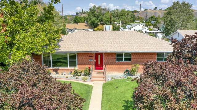 2406 Hall Avenue, Grand Junction, CO 81501 (MLS #20214803) :: Lifestyle Living Real Estate
